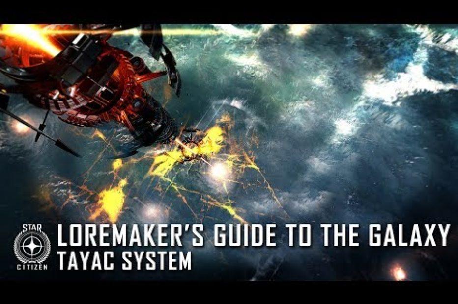 Путеводитель по галактике система Tayac