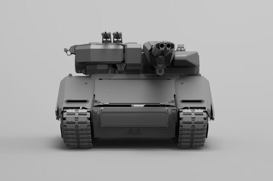 Концепты NOVA танк