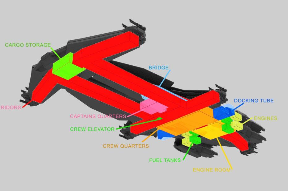Концепты экстерьера и планировка помещений HammeHead
