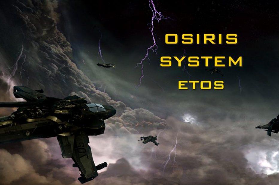 Путеводитель по галактике система Osiris