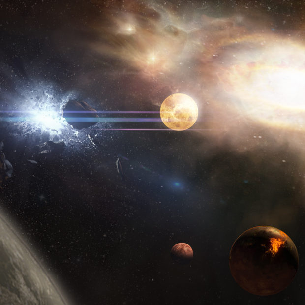 Путеводитель по галактике система Pyro