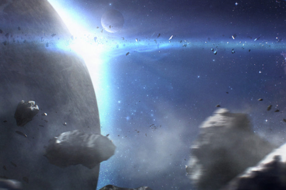 Путеводитель по галактике система Taranis