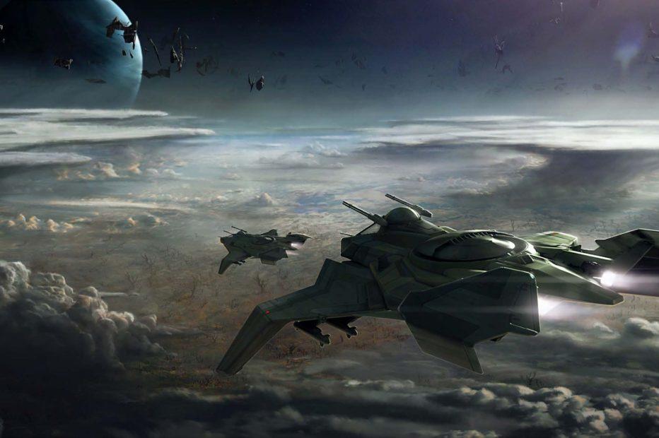 Месячный отчет о разработке Squadron 42 за декабрь