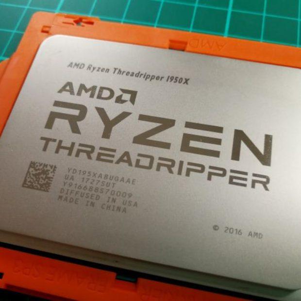 Обзор AMD Ryzen Theadripper 1950x и 1920x: CPU на стероидах