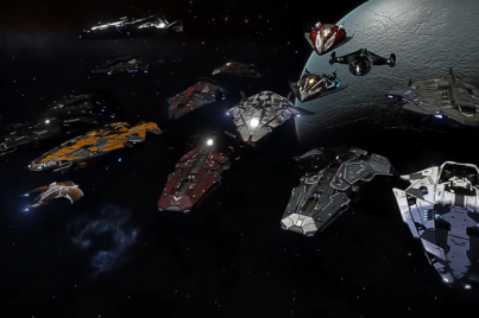 Elite Dangerous Beyond — Chapter Four