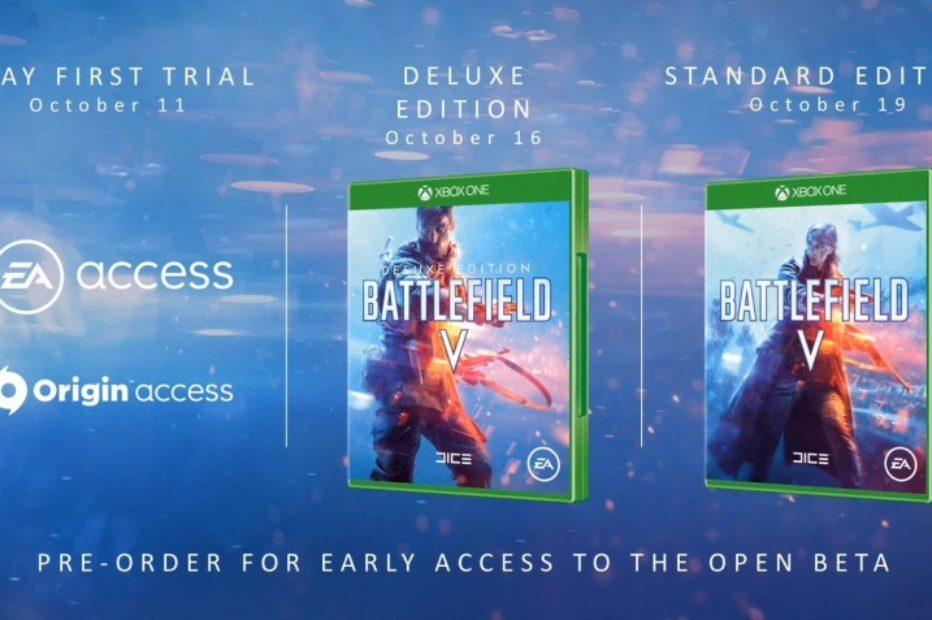 Коротко о Battlefield 5