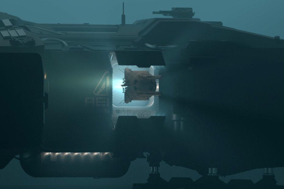 Концепты от разработчиков — Aegis Vulcan