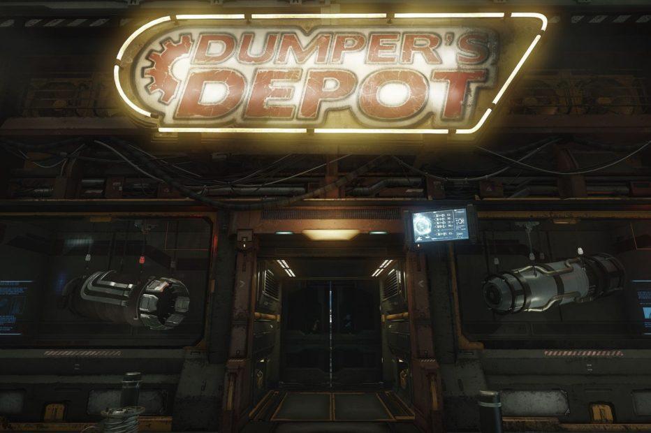 Портфолио Dumper's Depot