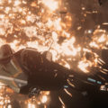 Скриншоты Arena Commander во время боя