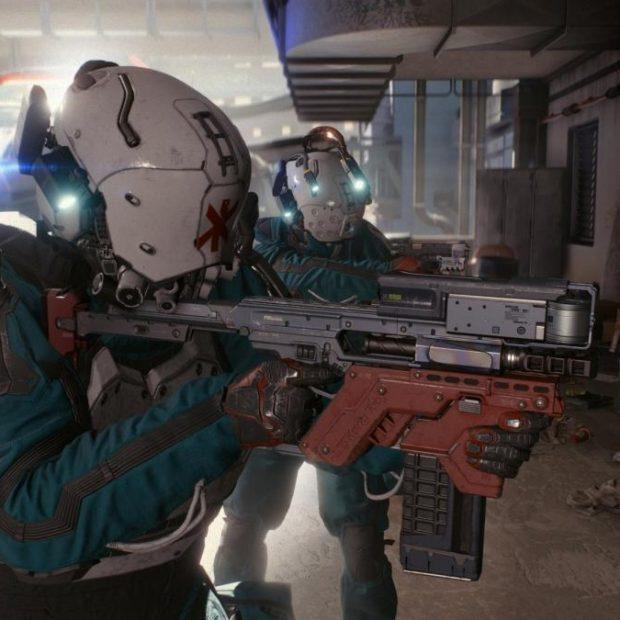 Cyberpunk 2077 — локализация