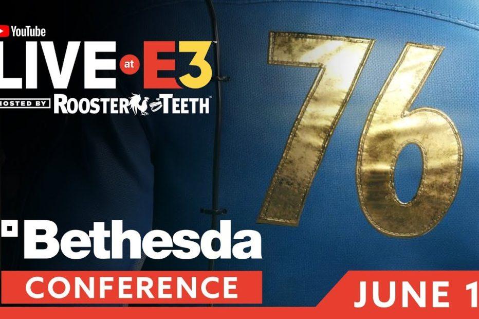E3 2019: Bethesda