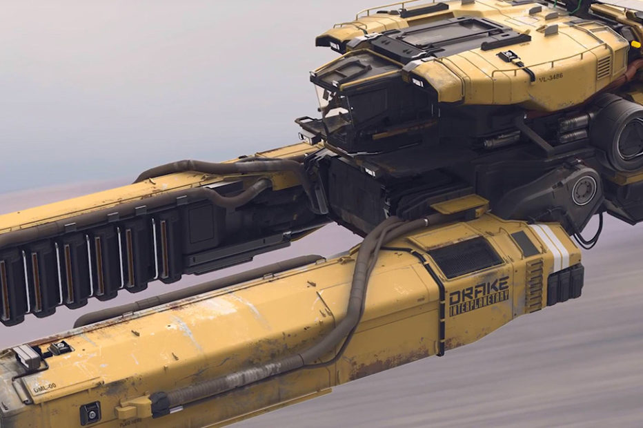 Фанаты Eve Online и Star Citizen поругались из-за корабля за $140
