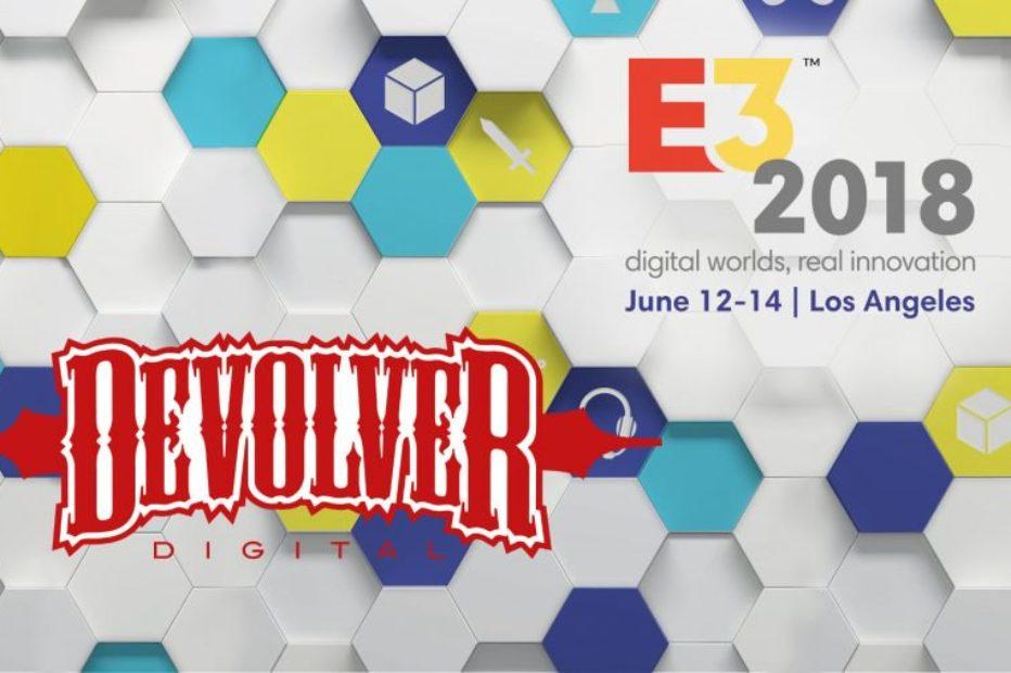 E3 2018 Devolver Digital