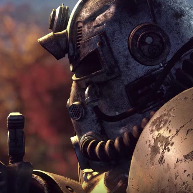 В Fallout 76 будет голод, жажда, перки и ремёсла