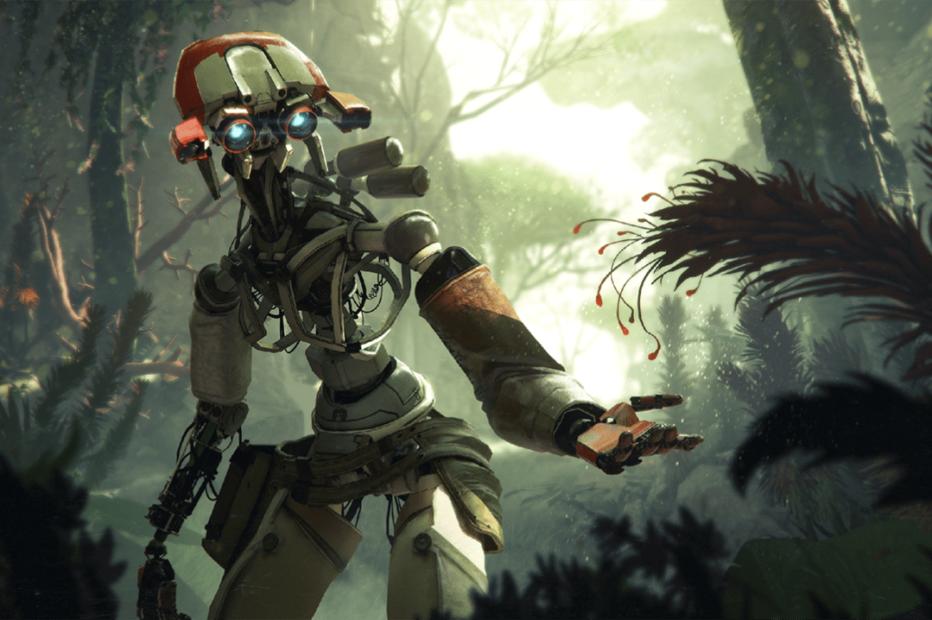 Видео: боевик Stormland — потенциальный хит для Oculus Rift от Insomniac Games