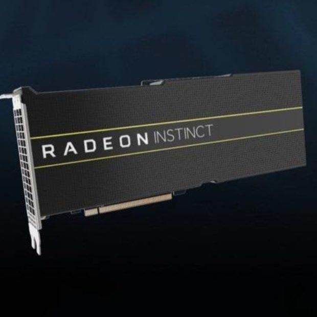AMD представила видеокарты на 7 нм техпроцессе