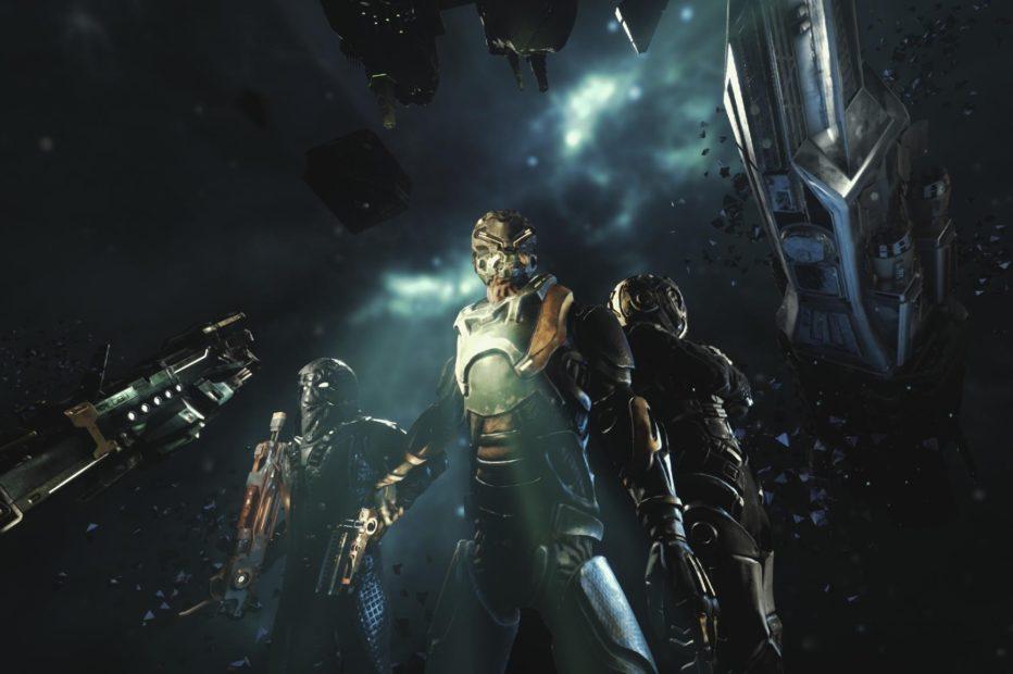 Mass Effect по-русски — Orange Cast