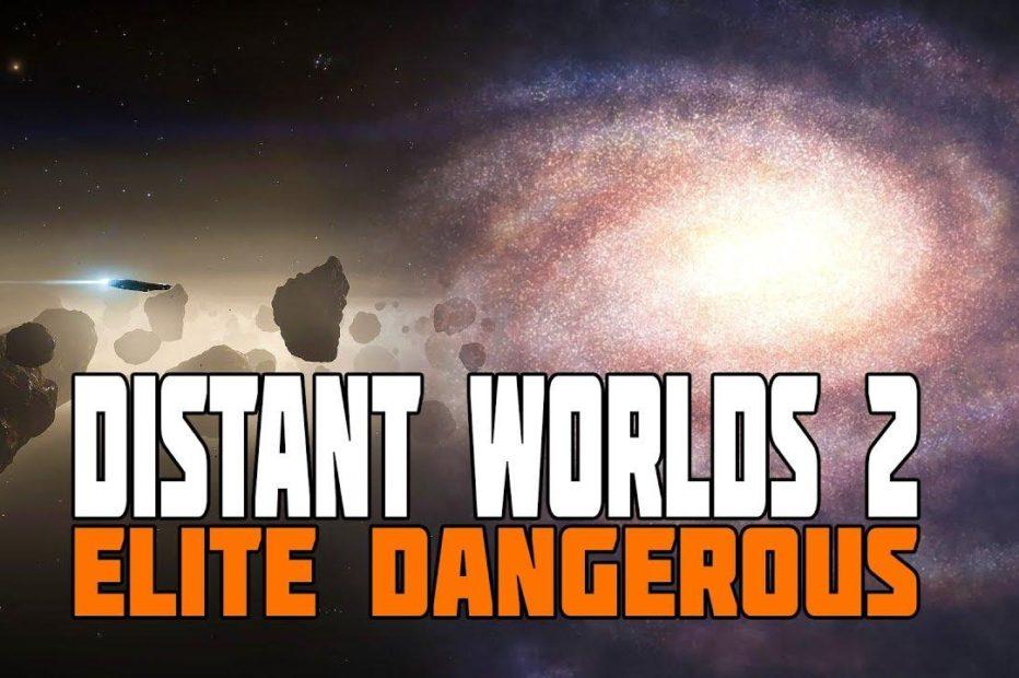 Elite:Dangerous — Космическая Одиссея 2019