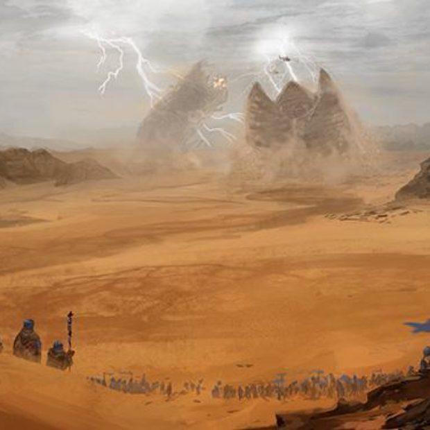 Funcom займется разработкой игр во вселенной «Дюна» Фрэнка Герберта