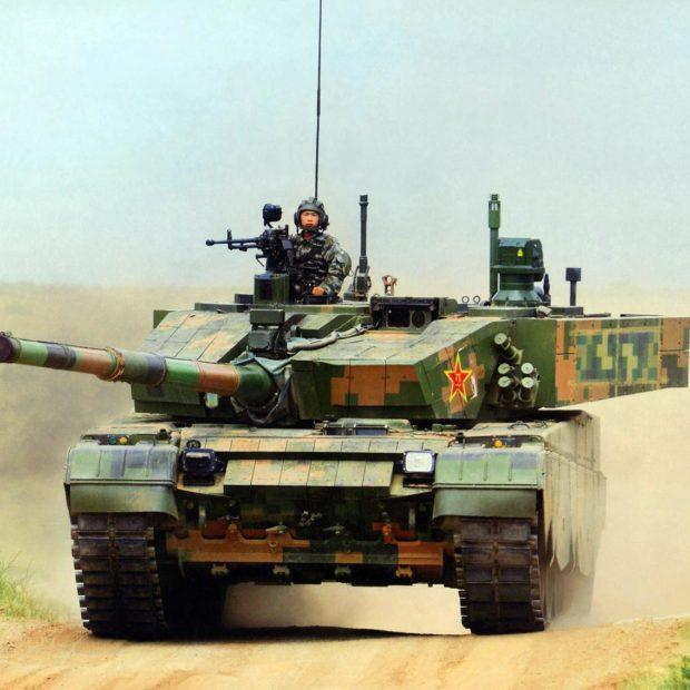 Китайцы испытывают «плазменное оружие»