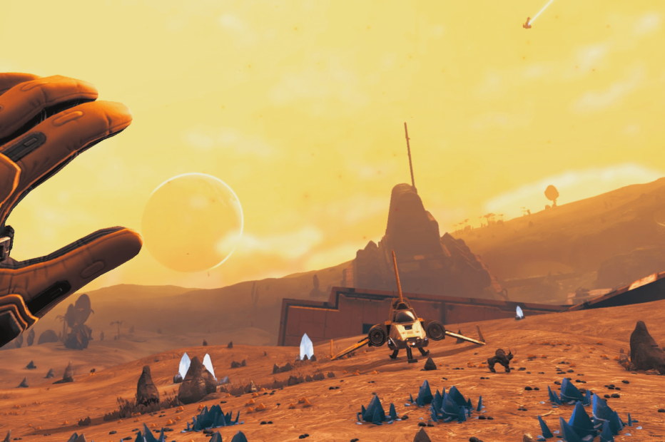 NMS:BEYOND — ДАТА РЕЛИЗА