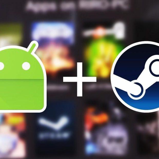 Steam Link для Android