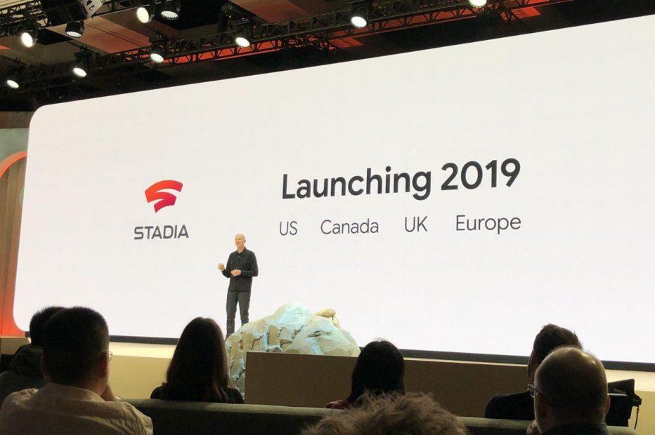 Будущее без консоли: Google представила игровой стриминговый сервис Stadia