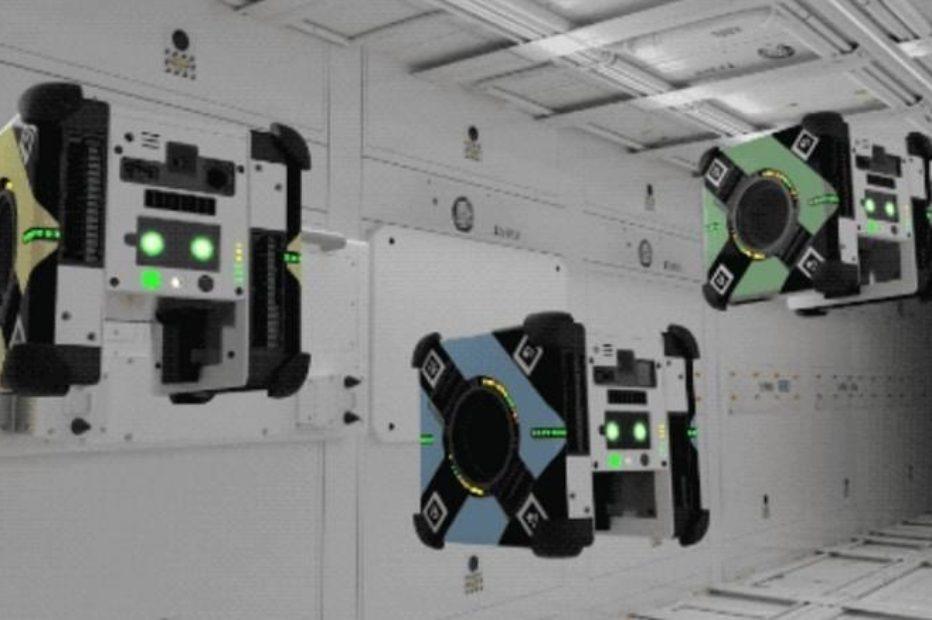На МКС появятся роботы-кубики