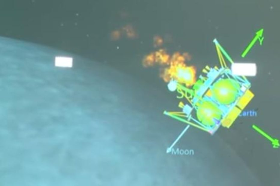 Космический модуль «Берешит» разбился при прилунении