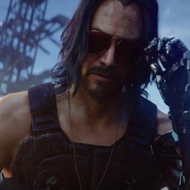 CD Projekt RED выпустила трек, под который в трейлере Cyberpunk 2077 с E3 2019 появлялся Киану Ривз