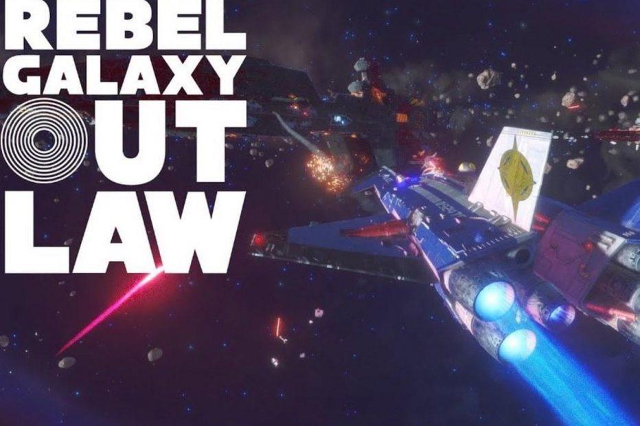 Rebel Galaxy Outlaw дата выхода