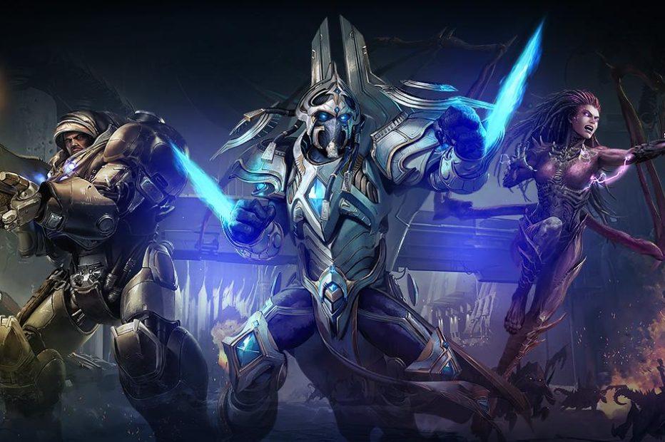 Blizzard добавит искусственный интеллект AlphaStar в рейтинговый режим StarCraft II