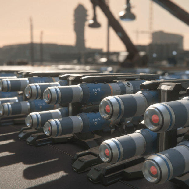 Портфолио: Talon Weapon Systems