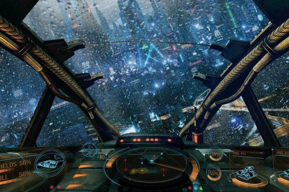 Перенос обновления с новыми кораблями в ELITE Dangerous
