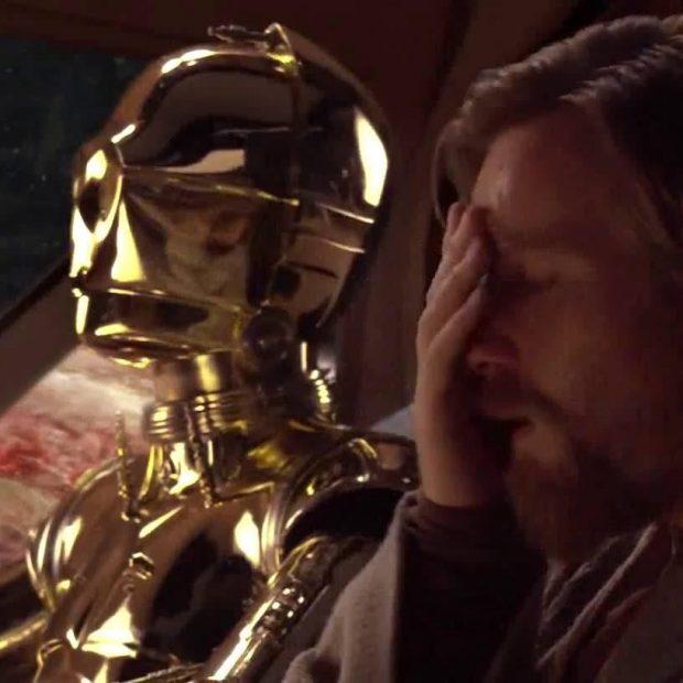 Тревожно за сериалы о Звёздных Войнах