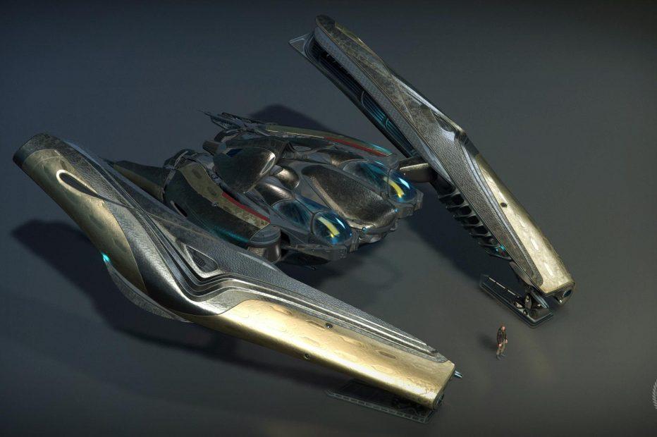 Промо новых кораблей