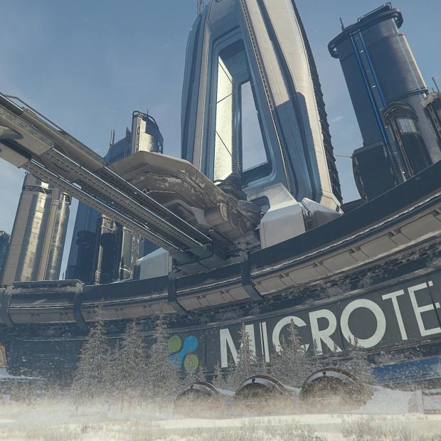 Портфолио: MicroTech