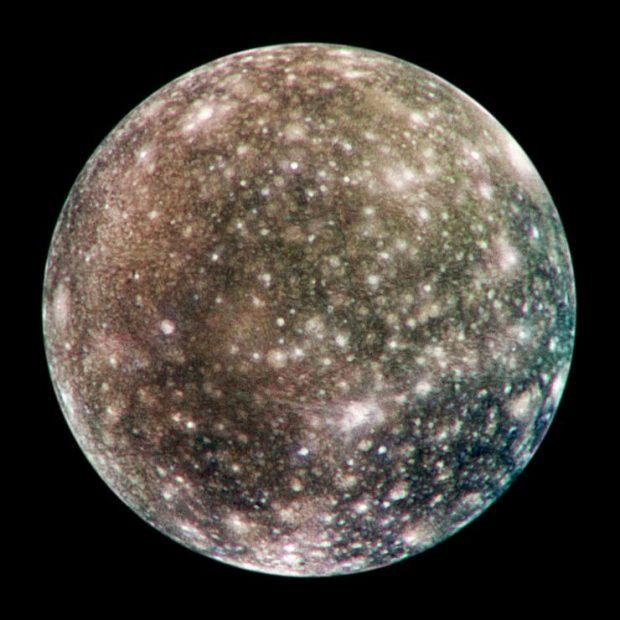 Роскосмос предлагает создать обитаемую базу на спутнике Юпитера Каллисто