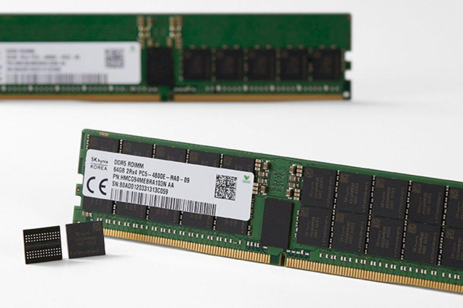 Номинальная скорость DDR5 будет быстрее разогнанной DDR4