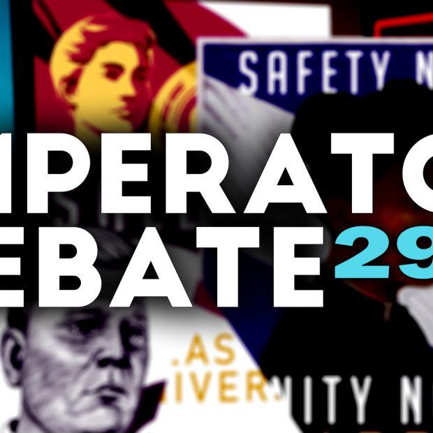 Дебаты кандидатов 2950 года, в выпуске NEW UNITED