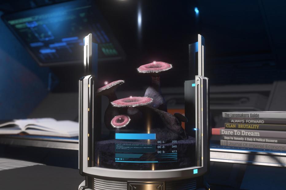 Галактопедия: Оперный гриб