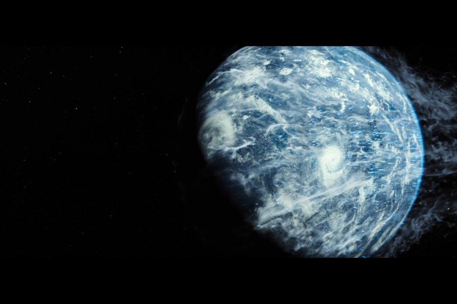 Бегство Земли
