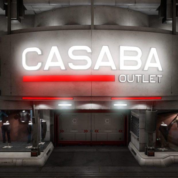 Портфолио: Casaba Outlet
