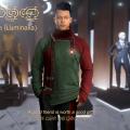 Победители праздника Луминалии на лучший дизайн свитера