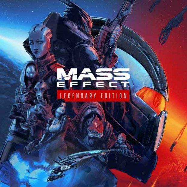 Mass Effect Legendary Edition: трейлер