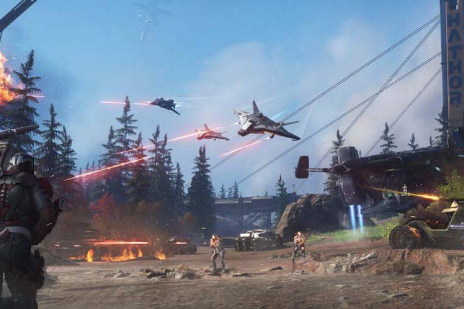 Cloud Imperium Games и студия Firesprite обнародовали информацию о сотрудничестве