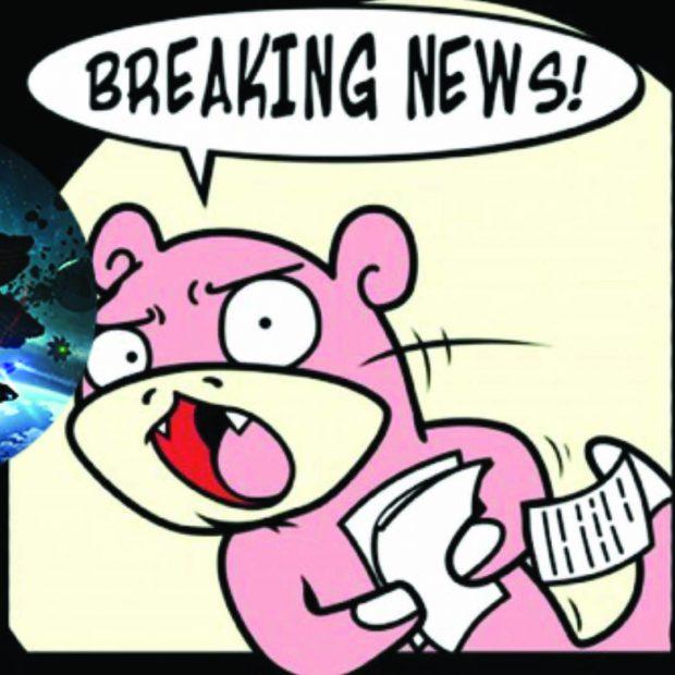 Экстренный выпуск новостей ELITE DANGEROUS